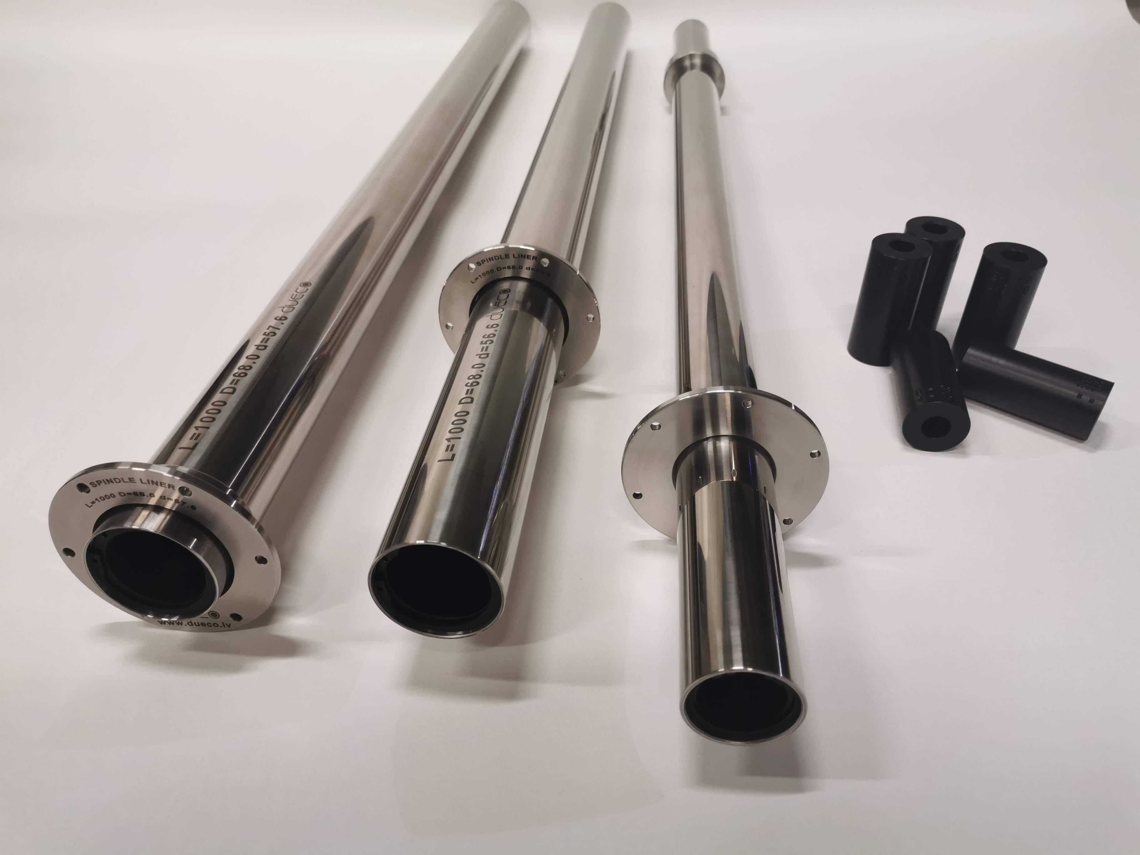 metālapsrāde_dueco_spindle liner_CNC virpas vārpstu redukcijas caurules_lathe